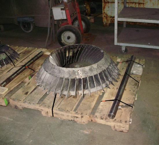 industrial fan repair, rotoclone® repairs